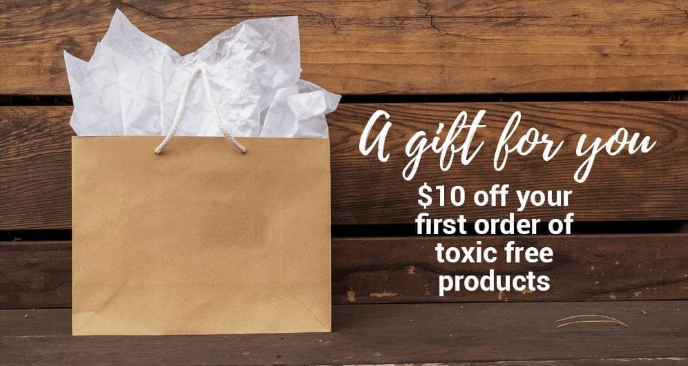 gift card toxic free