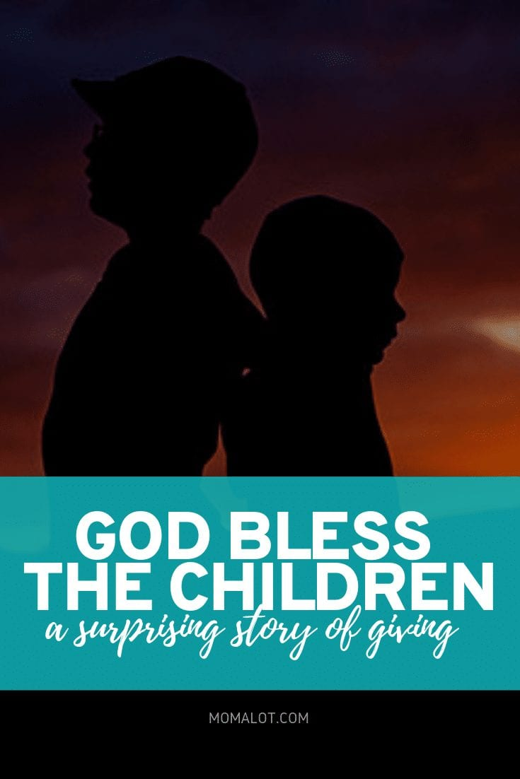 God Bless the children