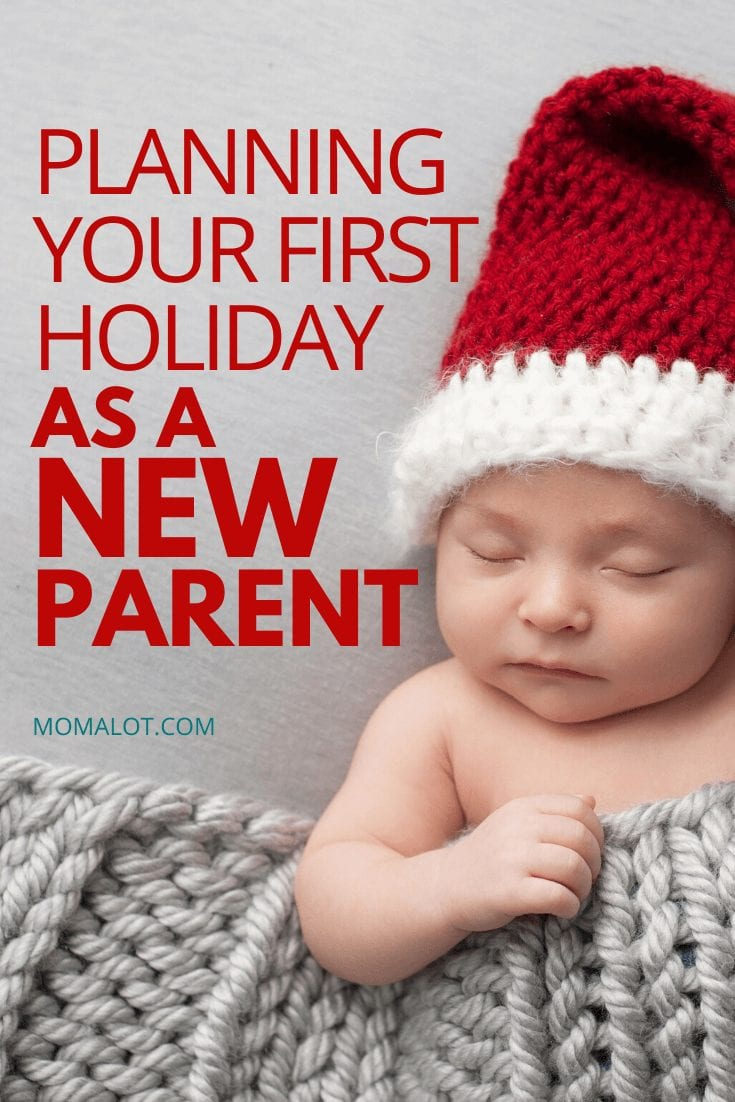 Planning Your First Holiday As A Parent