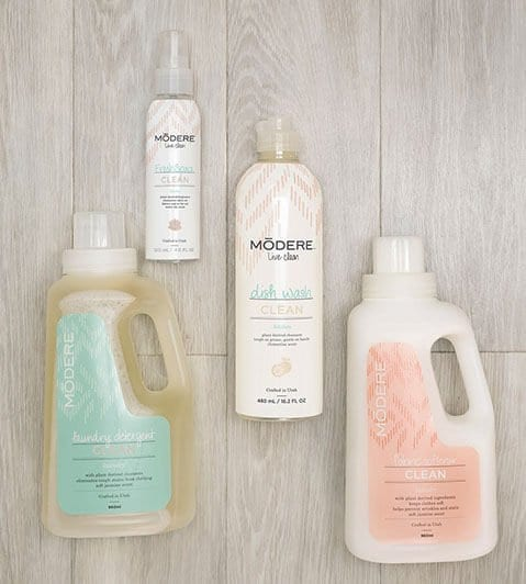 Modere Clean and Fresh Collection Home Essentials You Need Now