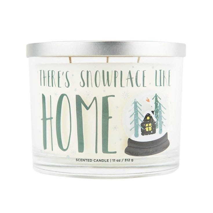 Snow Place Like Home Candle