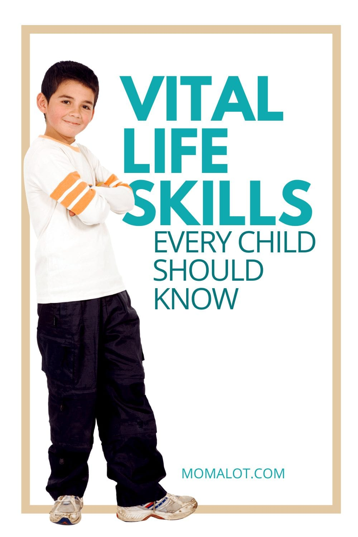 vital life skills every child should know