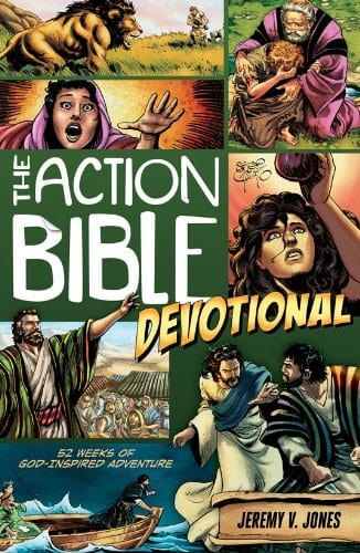 Action bible Devotional for Kids 52 Weeks
