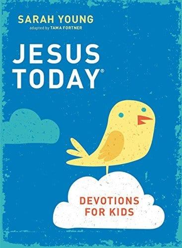 Jesus Today 365 devotions for kids