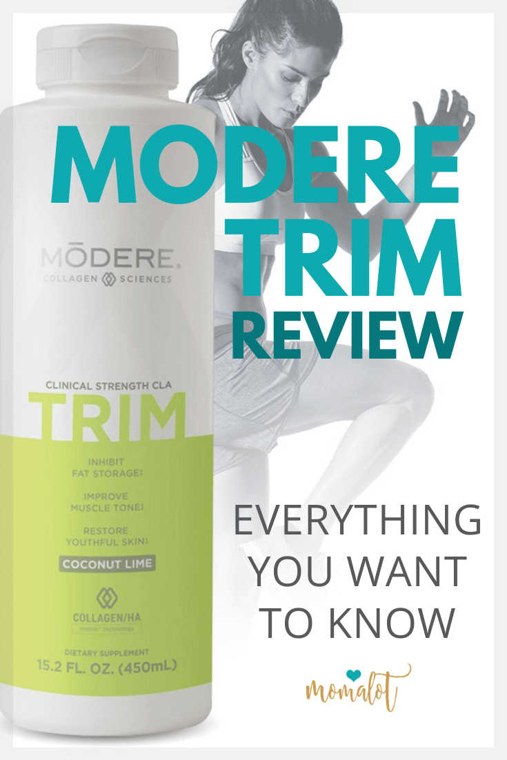 lose weight with modere trim for weightloss