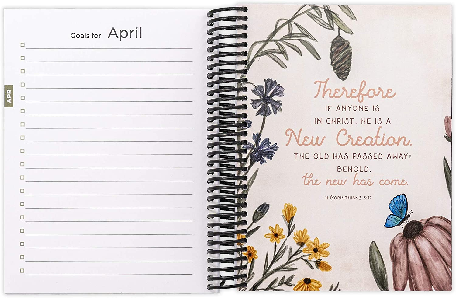 ultimate weekly planner studio 331 goals for april 2021